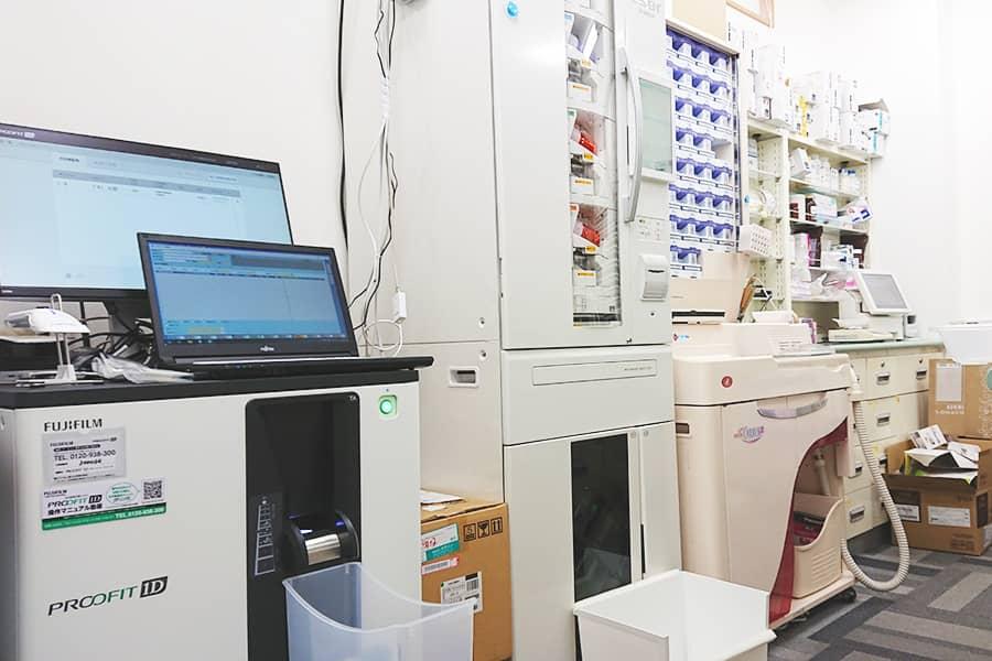 調剤業務の機械化・IT化